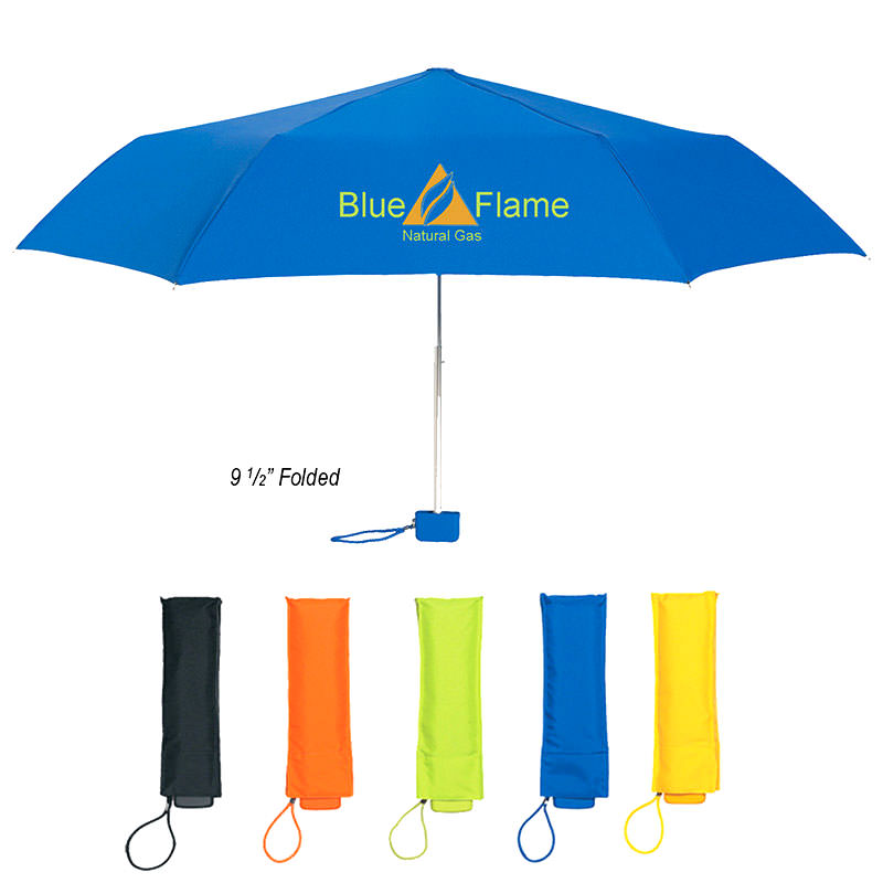 "Custom Umbrellas by TJM Promos - 39"" ARC Bella Umbrella"