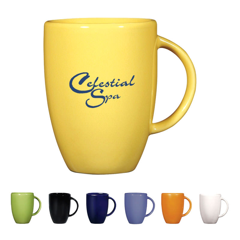 Custom Europa Mugs by TJM Promos