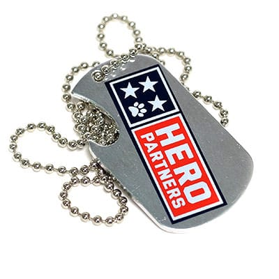 Custom Bottle Opener Dog Tag
