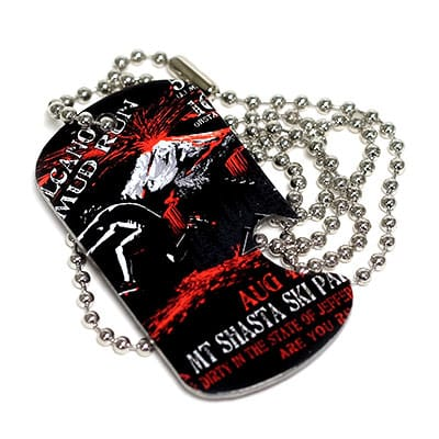 Custom Dog Tags with a Bottle Opener 2