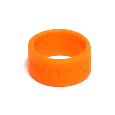 Custom Silicone Finger Bands by TJM Promos 5