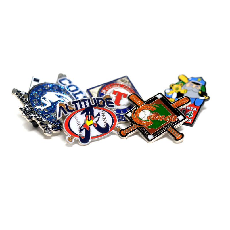 Custom Trading Pins by TJM Promos | Baseball Trading Pins