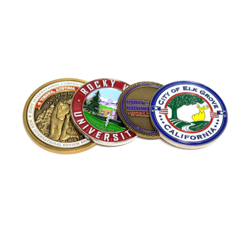 TJM Promos - Challenge Coins - Business Challenge Coins