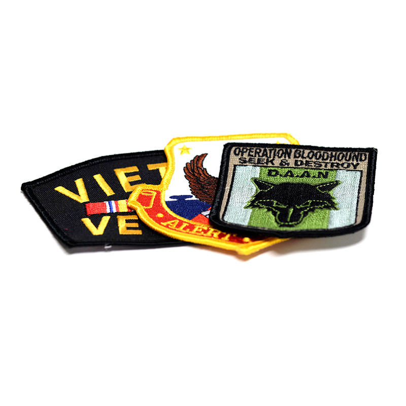 Military Patches by TJM Promos