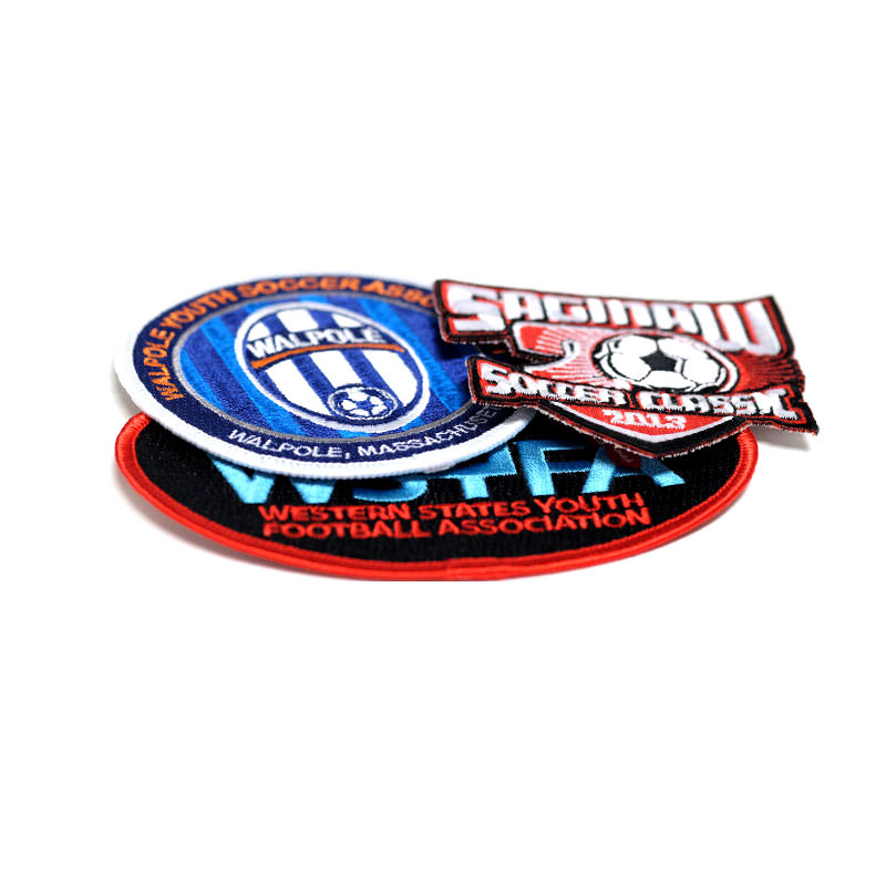 Custom Sports Patches by TJM Promos
