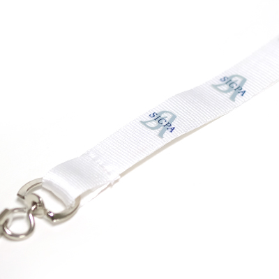 Custom Nylon Lanyard by TJM Promos 3
