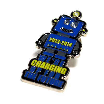 Custom Trading Pins by TJM Promos | Odyssey of the Mind Pins 5
