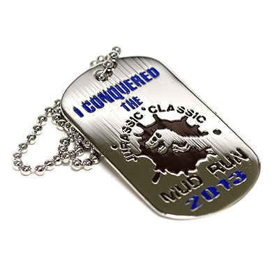 Photo Etched Dog Tags by TJM Promos 6