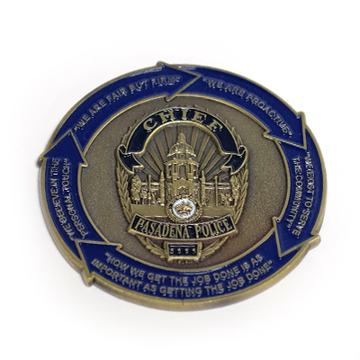Police Challenge Coins by TJM Promos 4
