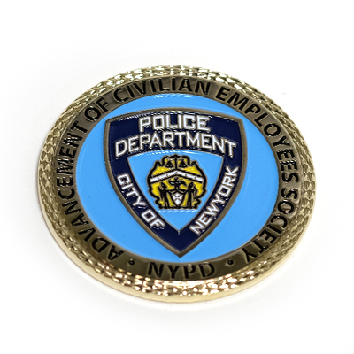 Police Challenge Coins by TJM Promos 5