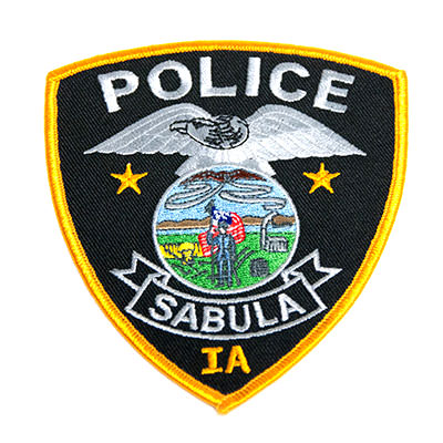 Custom Police Patches by TJM Promos 1