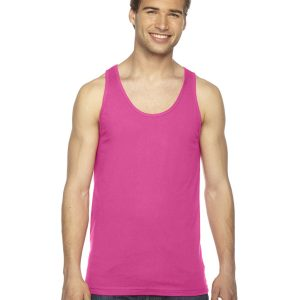 AM 4.3 OZ FINE JERSEY TANK TOP