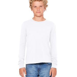 CN YOUTH JERSEY LS TEE