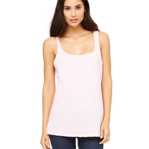 BE LADIES RELAXED JERSEY TANK