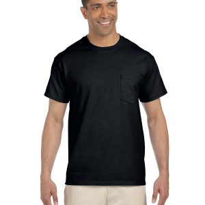 Gildan G230 - Adult Ultra Cotton® 6 oz. Pocket T-Shirt