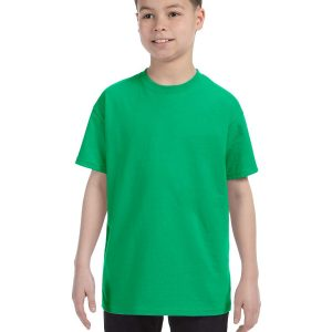 GD YTH 5.3 OZ COTTON TEE
