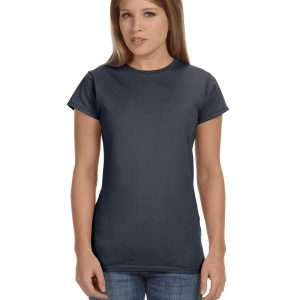 Gildan G640L - Ladies' Softstyle®  4.5 oz. Fitted T-Shirt