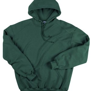 Badger 1254 - Adult Hooded Fleece