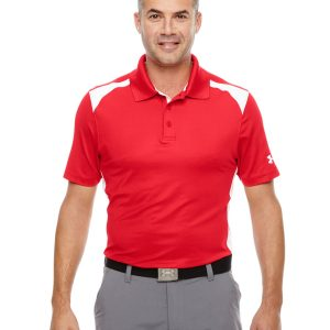 Under Armour 1283702 - Men's Team Colorblock Polo