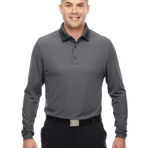 Under Armour 1283708 - Men's Performance Long Sleeve Polo