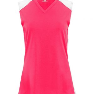 "Badger 2173 - B-Core Girls ""Speedster"" Color Block Athletic Jersey"