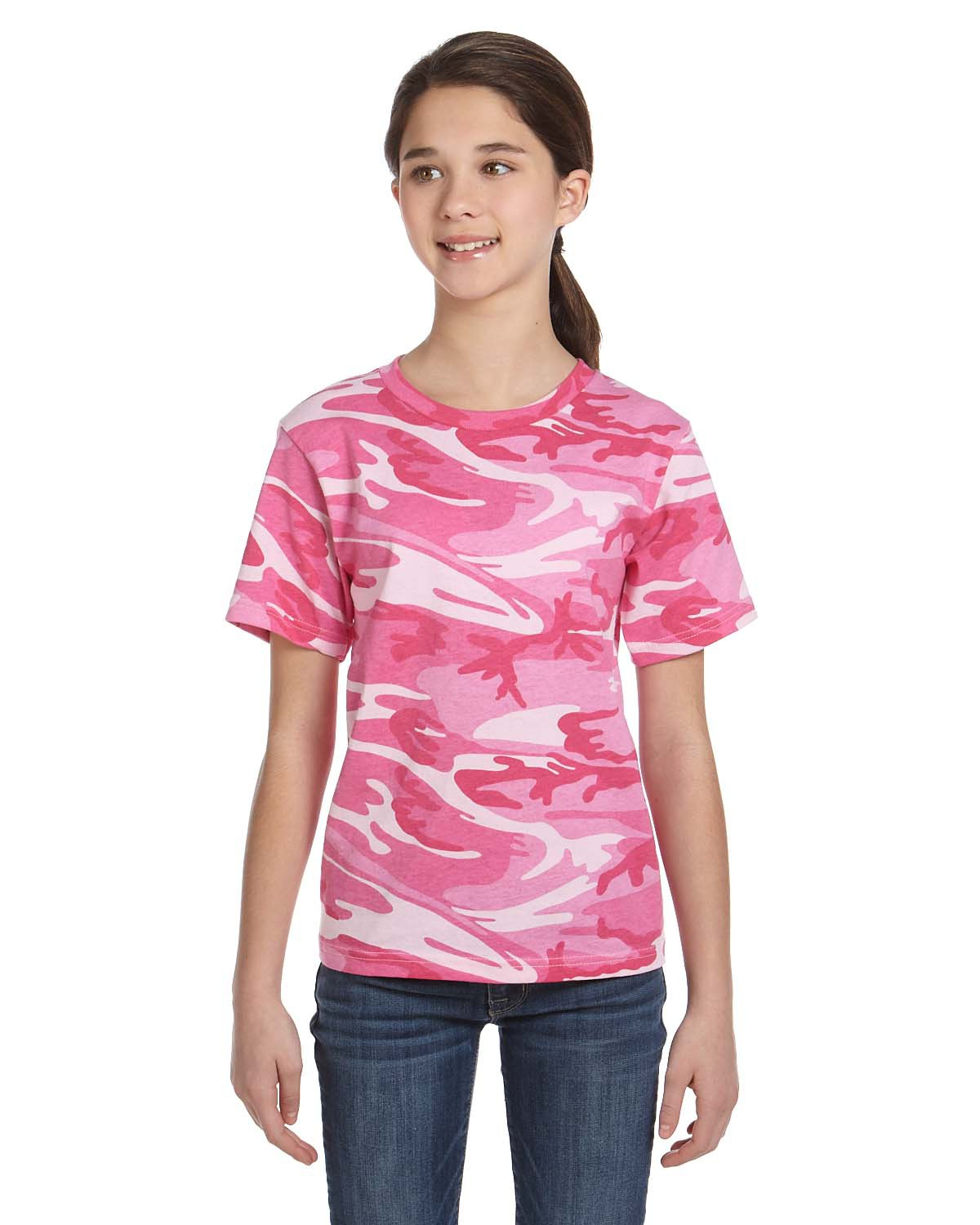 Code Five 2206 – Youth Camouflage T-Shirt 1