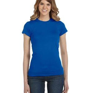Anvil 379 - Ladies' Ringspun Junior Fitted T-Shirt