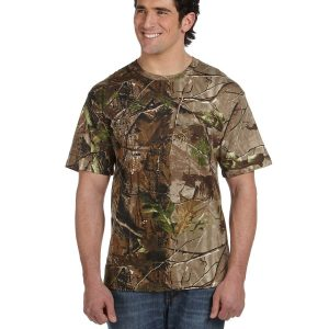 Code Five 3980 - Adult REALTREE® Camouflage T-Shirt