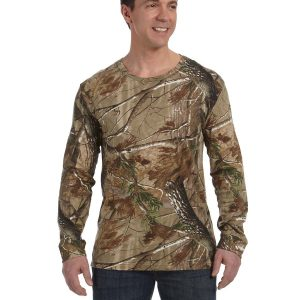 Code Five 3981 - Adult REALTREE® Camouflage T-Shirt