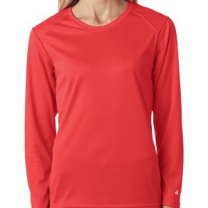 Badger 4164 - Ladies' Long-Sleeve Performance T-Shirt