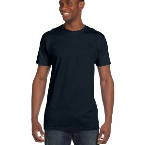 Hanes 4980 - Men's 4.5 oz., 100% Ringspun Cotton nano-T® T-Shirt