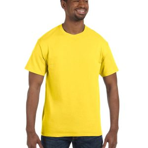 Hanes 5250T - Men's 6.1 oz. Tagless® T-Shirt