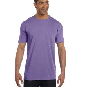 Comfort Colors 6030CC - Adult 6.1 oz. Pocket T-Shirt