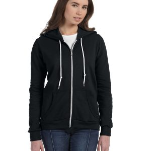 Anvil 71600L - Ladies' Full-Zip Hooded Fleece