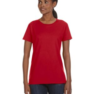 Anvil 780L - Ladies' Midweight Mid-Scoop T-Shirt