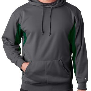 Badger BD1465 - Adult Drive Hooded Fleece