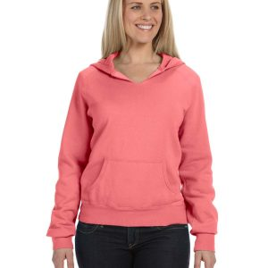 Comfort Colors C1595 - Ladies' 9.5 oz. Hooded Sweatshirt