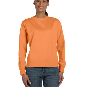 Comfort Colors C1596 - Ladies' 9.5 oz. Crewneck Sweatshirt