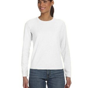 Comfort Colors C3014 - Ladies' 5.4 oz. Long-Sleeve T-Shirt