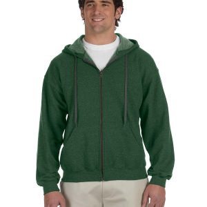 Gildan G187 - Adult Heavy Blend™  8 oz. Vintage Full-Zip Hood