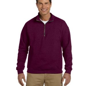 Gildan G188 - Adult Heavy Blend™  8 oz. Vintage Cadet Collar Sweatshirt