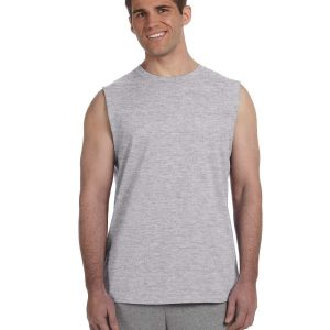 Gildan G270 - Adult Ultra Cotton® 6 oz. Sleeveless T-Shirt
