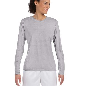 Gildan G424L - Ladies' Performance® 5 oz. Long-Sleeve T-Shirt