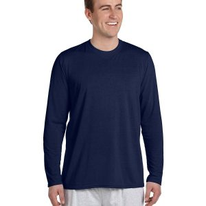 Gildan G424 - Adult Performance® 5 oz. Long-Sleeve T-Shirt