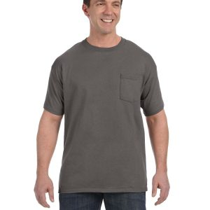 Hanes H5590 - Men's 6.1 oz. Tagless® Pocket T-Shirt