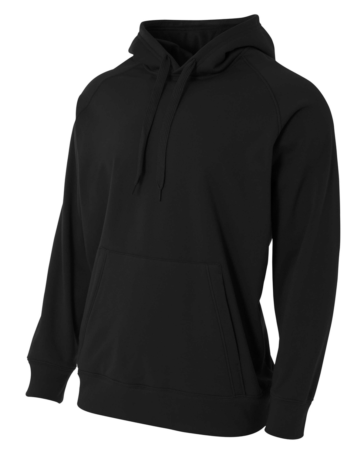 A4 Drop Ship N4237 – Men's Solid Tech Fleece Hoodie 1