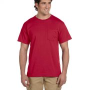 Jerzees 29P - Adult 5.6 oz., DRI-POWER® ACTIVE Pocket T-Shirt