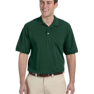 Harriton M265 - Men's 5.6 oz. Easy Blend™ Polo