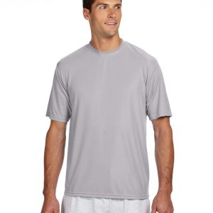 A4 N3142 - Men's Short-Sleeve Cooling Performance Crew
