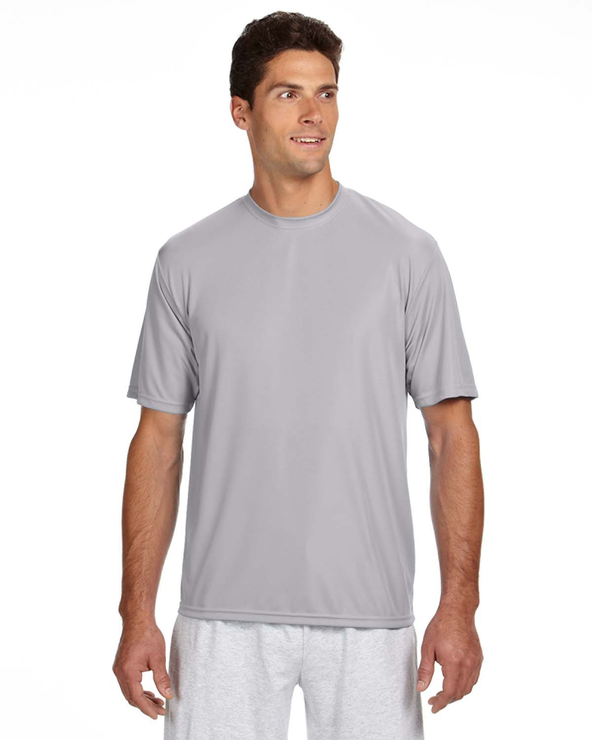A4 N3142 – Men's Short-Sleeve Cooling Performance Crew 1
